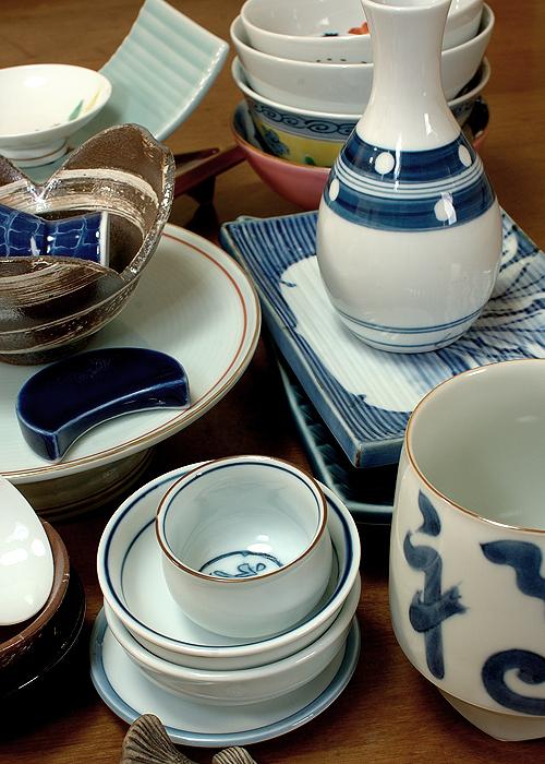 2011有田陶器市で購入した陶器