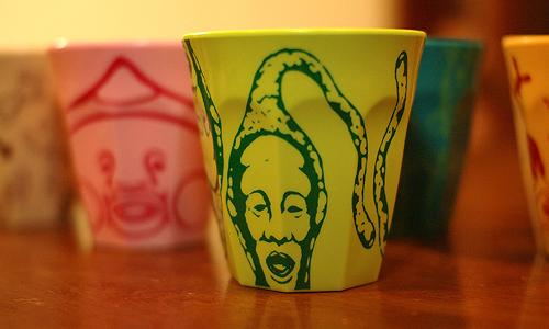 こびとづかんのカップ