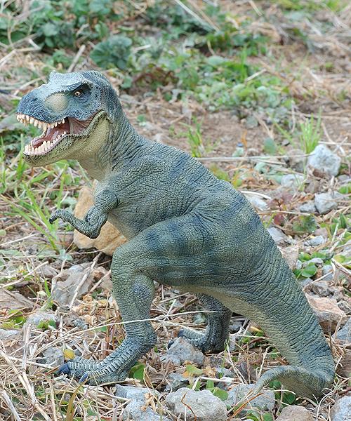 Papo社のティラノサウルス