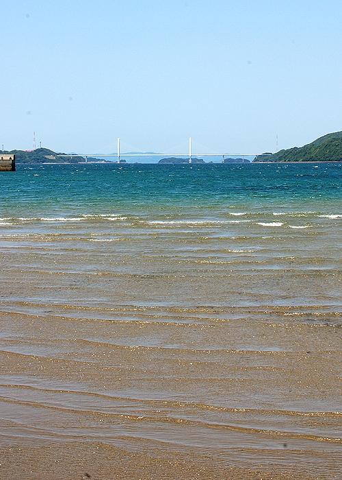柳の浜海水浴場