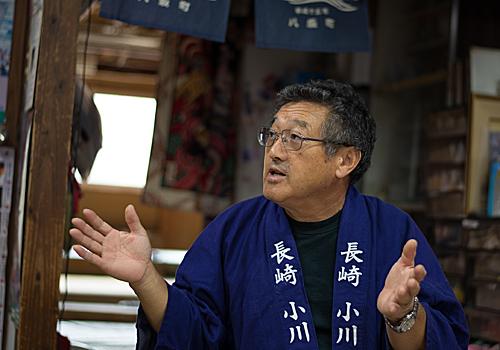 小川 暁博氏