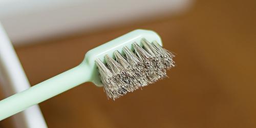 かなや刷子:歯茎専用の歯ブラシ