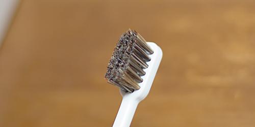 かなや刷子:馬毛の歯ブラシ