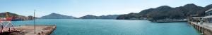 仁方港パノラマ