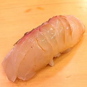 吉野鮨の鯛