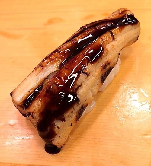 吉野鮨の穴子