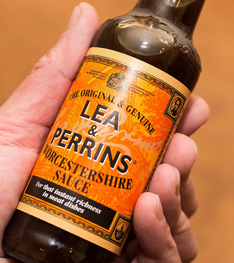 Lea&Perrins ウスターソース