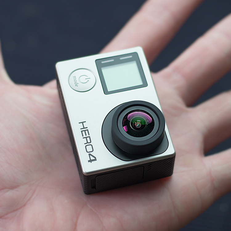GoPro - HERO4 Silver