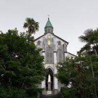 世界遺産 大浦天主堂