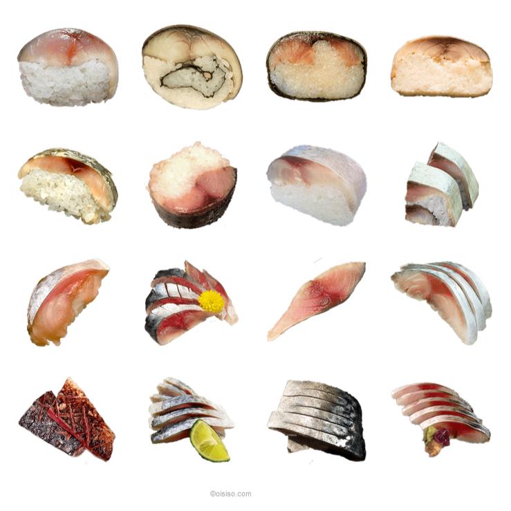 LINEスタンプ 鯖