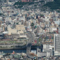 長崎の街並み