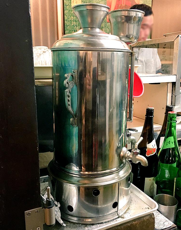 循環式酒燗器