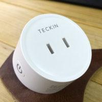 WiFi スマートコンセント TECKIN Alexa対応 2.4GHz動作