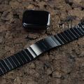 【42mm用】スペースブラックリンクブレスレット【Apple Watch】